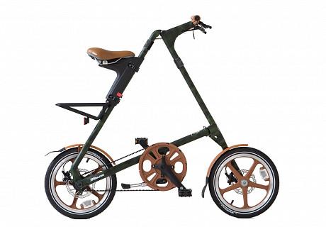Велосипед Strida LT 2015