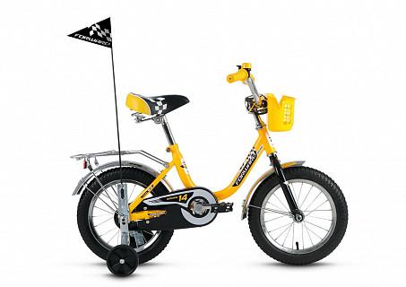 Велосипед Forward Racing 14 boy 2016