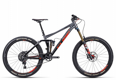 "Велосипед Cube Fritzz 180 HPA SL 27.5"" 2015"