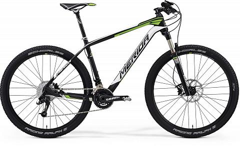 "Велосипед Merida Big.Seven CF XO-Edition 27.5"" 2014"