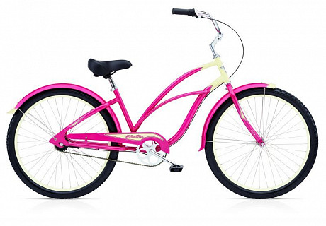 Велосипед Electra Cruiser Сustom 3i Ladies