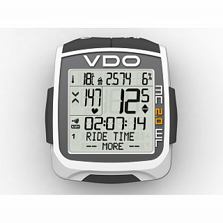 Велокомпьютер VDO MC 2.0 WL