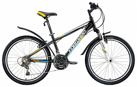 Велосипед FORWARD Twister 1.0 2016