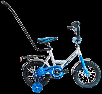 Велосипед BLACK AQUA Мультяшка Френди 12'' 2016