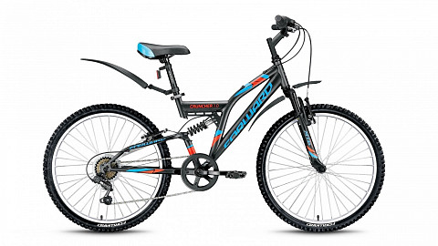 Велосипед Forward Cruncher 1.0 2016