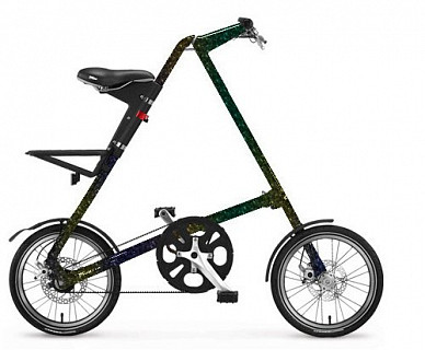 Велосипед Strida 5.2 (2014) Jungle