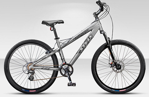 Велосипед Stels Aggressor 2016