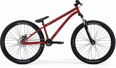 Велосипед Merida Hardy Pro Steel 3 2014
