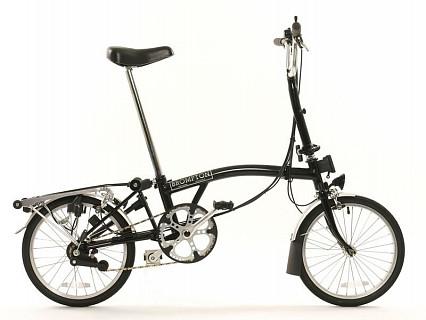 Складной велосипед Brompton M3R