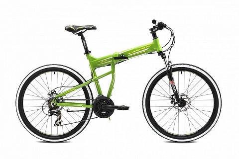 """Велосипед Cronus Soldier 0.7 26"""" 2016"""