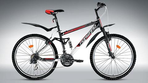Велосипед Forward Terra 1.0 2015
