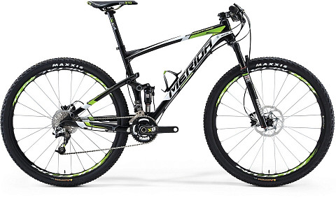 "Велосипед Merida Big Ninety-Nine CF Team 29"" 2014"