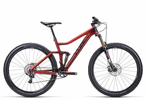 "Велосипед Cube Stereo 140 Super HPC SL 29"" 2015"