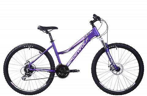 Велосипед DEWOLF GL 65 2016