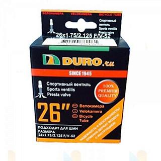 """Камера Duro 26"""" 1,75/2,125  F/V-52"""