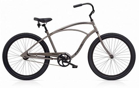 Велосипед Electra Cruiser Lux 3i Men's 2015 (тюнинг)