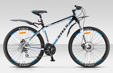 "Велосипед Stels Navigator 750 MD 27.5"" 2015"
