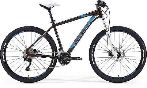 Велосипед Merida Big.Seven 600-Juliet 2015