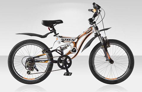 """Велосипед Stels Pilot 270 20"""" 2015"""