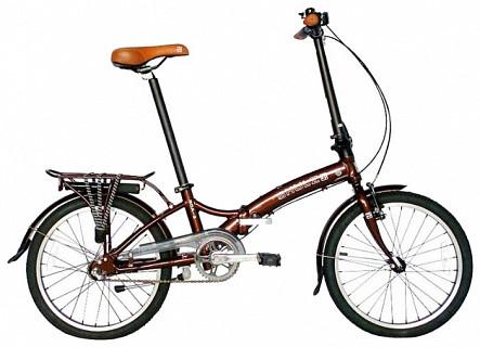 Велосипед Shulz GOA-3 С-brake (2013)