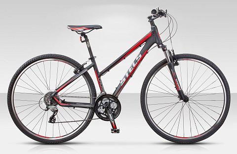 Велосипед Stels 700 Cross 150 Lady 2014