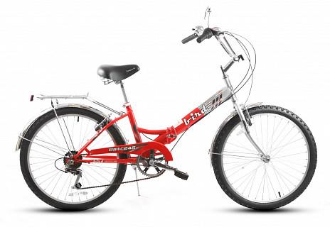 """Велосипед Bird Baltic 246 (6 ск) 24"""" 2014"""