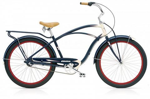 Велосипед Electra Cruiser Super Deluxe 3i