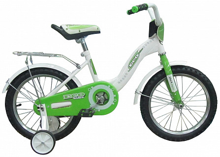 "Велосипед BLACK AQUA Ecobike 20"" 2016"