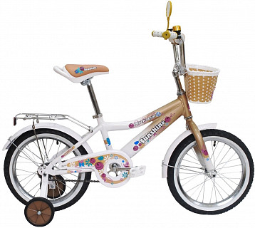 "Велосипед BLACK AQUA Sunshine 20"" 2016"