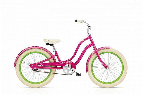 "Велосипед Electra Cherie Kids' 3i 20"" Girls' 2016"