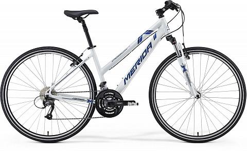 Велосипед Merida Crossway 40-V Lady 2014