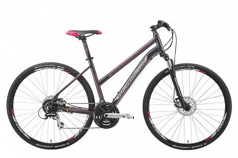 Велосипед SILVERBACK Shuffle Femme 20 2015