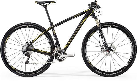 """Велосипед Merida Big.Nine CF 5000 29"""" 2014"""