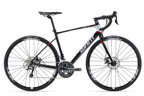 Велосипед Giant Defy 2 Disc 2016