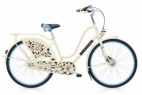 Велосипед Electra Amsterdam Fashion 3i Ladies' 2015