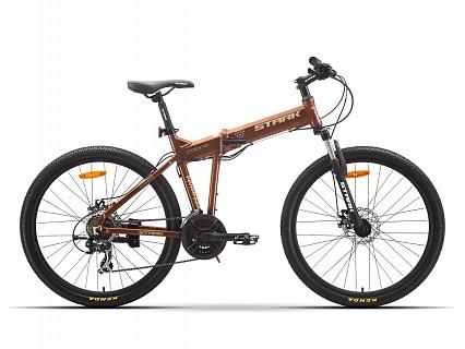Велосипед Stark Cobra Disc 2016