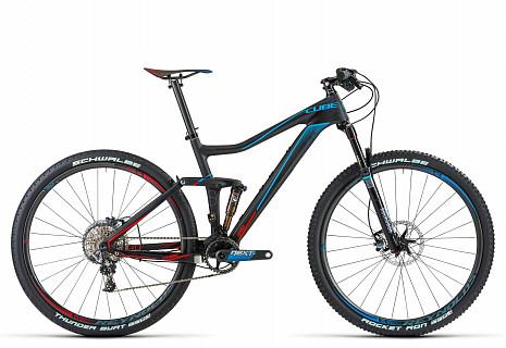 """Велосипед Cube STEREO 120 Super HPC 29"""" SLT 2014"""