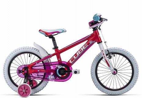 Велосипед Cube Kid 160 Girls 2015