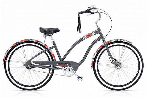 Велосипед Electra Wild Flower 3i Ladies' 2016
