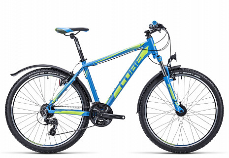 Велосипед Cube Aim Allroad 2015