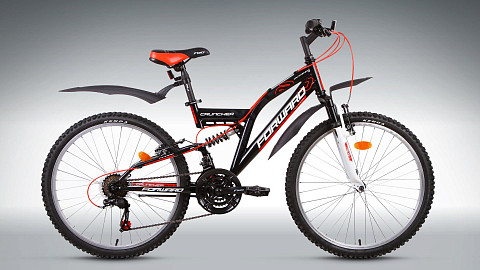 Велосипед Forward Cruncher 2.0 2015