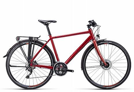 Велосипед Cube Travel EXC RF 2015