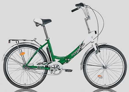 Велосипед FORWARD Valencia 432 2015