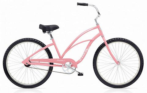 Велосипед Electra Cruiser 3i Ladies' 24 2015 (тюнинг)