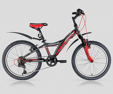 Велосипед Forward COMANCHE 265 (2014)