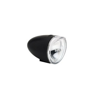 Фара ELECTRA Bullet Headlight black 388419