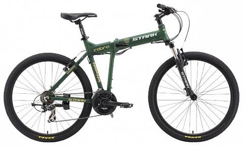 Велосипед Stark Cobra 2016
