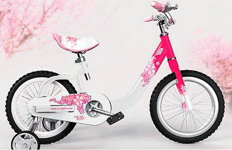 "Велосипед Royal Baby Sakura Steel 12"""