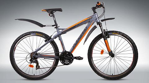 Велосипед Forward Quadro 1.0 2015