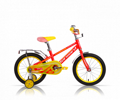 Велосипед Forward Meteor 16 Al 2014